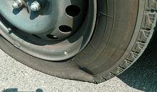 タイヤ側面