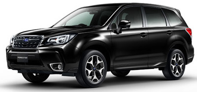 FORESTER 2.0i S-limited