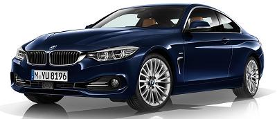BMW 4 クーペ Luxury