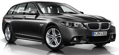 BMW 5 ツーリング M sport