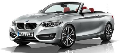 BMW 2 カブリオレ Sport