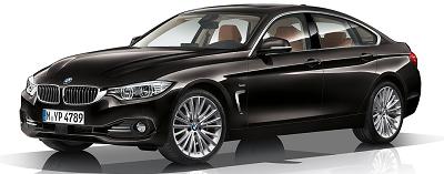 BMW 4 グランプーペ Luxury