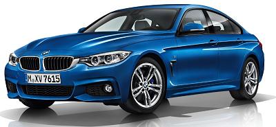 BMW 4 グランプーペ M sport