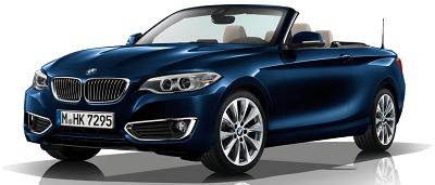 BMW 2 カブリオレ Luxury
