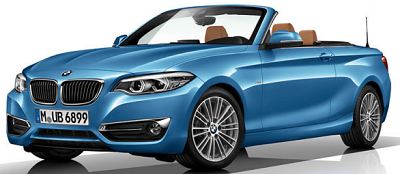 BMW 220i Luxury