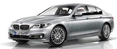 BMW 5 activehybrid Luxury