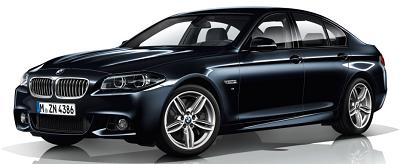 BMW 5 activehybrid M sport
