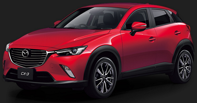CX-3 XD Touring