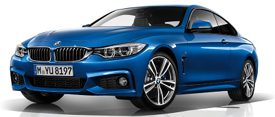 BMW 4 クーペ M Sport
