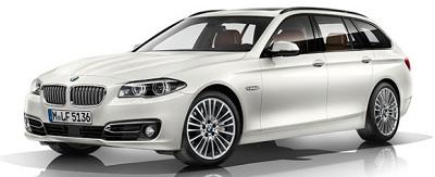 BMW 5 ツーリング Luxury