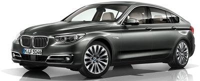 BMW 5 グランツーリスモ Luxury