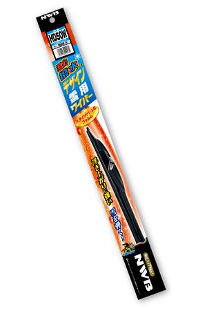 強力撥水コートデザイン雪用ワイパー