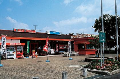 七塚原サービスエリア 上り