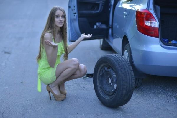 タイヤ交換 やり方