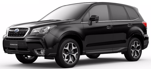 FORESTER S-Limited