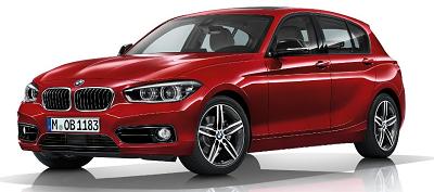 BMW 1 sport