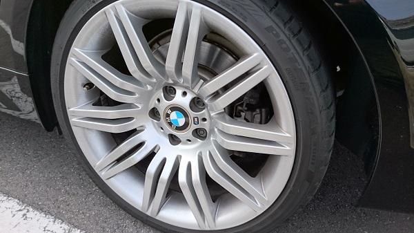 BMW 純正ホイール