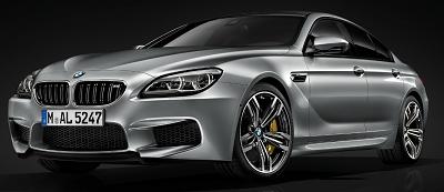 BMW M6 グランクーペ