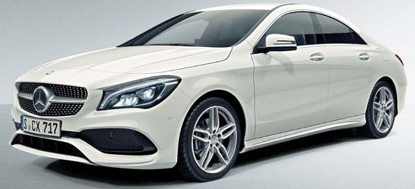 CLA180 Coupe Sports