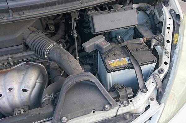 車 バッテリー寿命