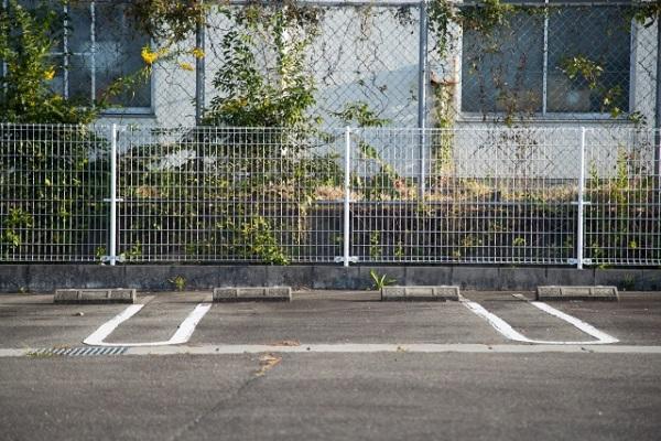 akippa 駐車場