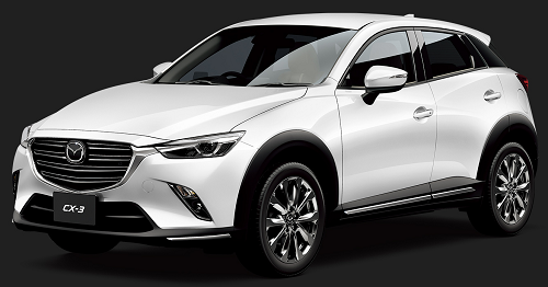 CX-3 20S Exclusive Mods