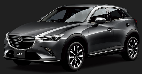 CX-3 20S PROACTIVE S Package
