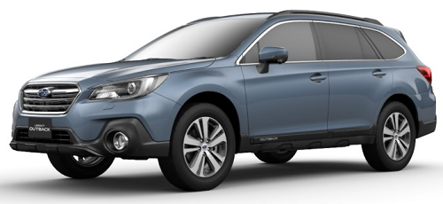 LEGACY OUTBACK B-SPORT