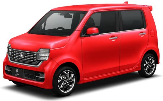 N-WGN Custom Lターボ Honda SENSING
