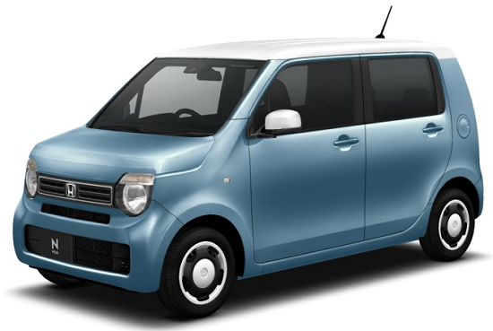 N-WGN L Honda SENSING